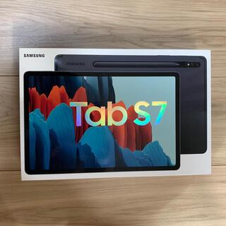 サムスン(SAMSUNG)の新品 Samsung Galaxy Tab S7 256GB SM-T870(タブレット)