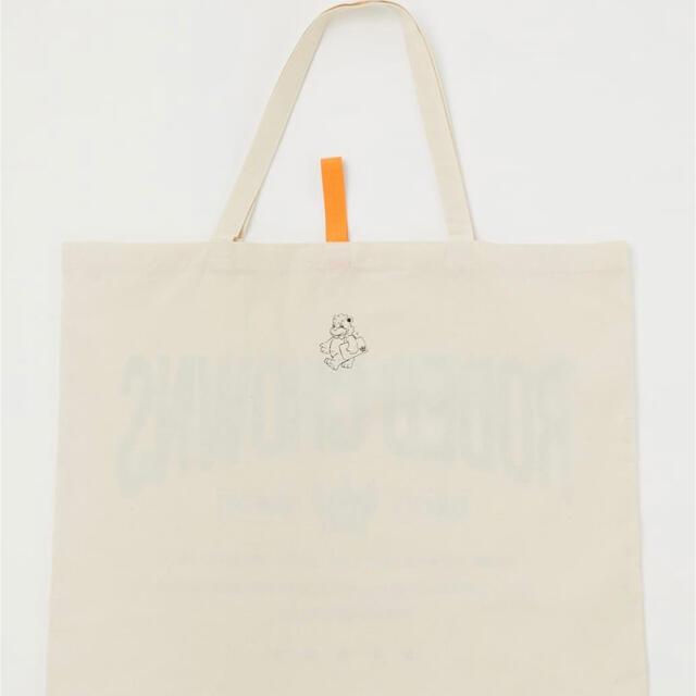 RODEO CROWNS WIDE BOWL(ロデオクラウンズワイドボウル)のECO BAG(L) レディースのバッグ(エコバッグ)の商品写真