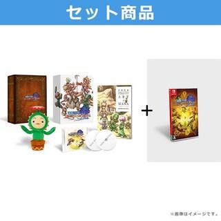 SQUARE ENIX - 【e-STORE専売】聖剣伝説 レジェンド オブ マナ コレクターズエディション