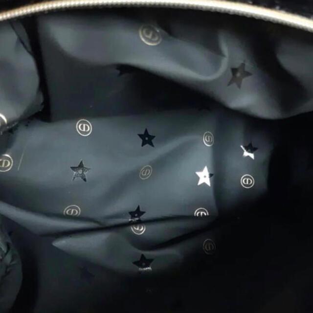 Dior(ディオール)のDior ディオール ポーチ ブラック クリスマス レディースのファッション小物(ポーチ)の商品写真