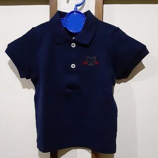 mikihouse - S90・ミキハウス・半袖ポロシャツ