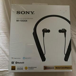 SONY - SONY  WI-1000XB