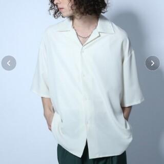 HARE - ハレ オープンカラーシャツ
