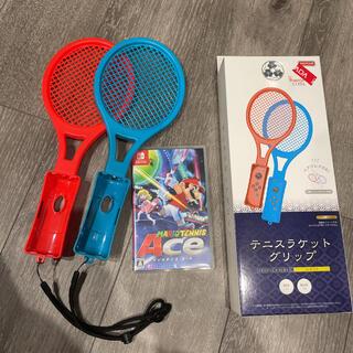 ニンテンドースイッチ(Nintendo Switch)のマリオテニス エース Switch(家庭用ゲームソフト)