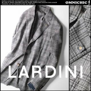 BARNEYS NEW YORK - 新品LARDINIシルク72%ラルディーニEASYテーラードジャケット54/伊製