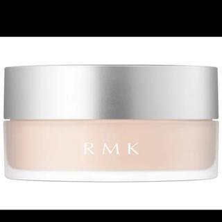 アールエムケー(RMK)のRMK☆トランスルーセント フェイスパウダー おしろい 01 新品未開封(フェイスパウダー)