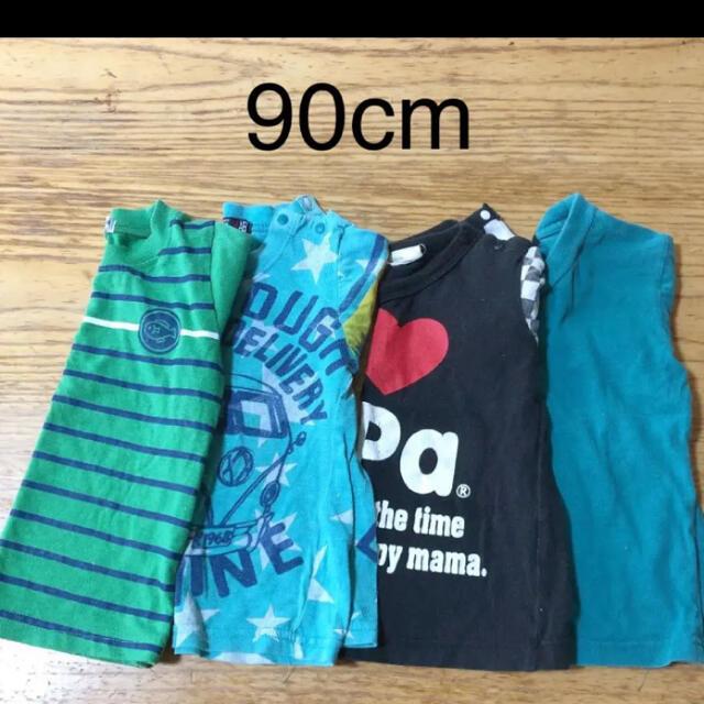 半袖Tシャツ キッズ/ベビー/マタニティのキッズ服男の子用(90cm~)(Tシャツ/カットソー)の商品写真