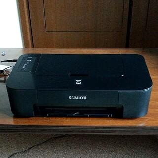 キヤノン(Canon)のキヤノンA4カラーインクジェットプリンター PIXUS TS203(OA機器)