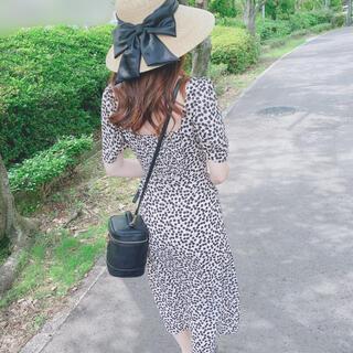 snidel - herlipto 小嶋陽菜さん着用 チェリーワンピース