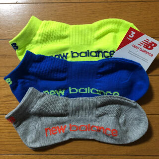 New Balance - NBニューバランス☆ソックス・靴下3P