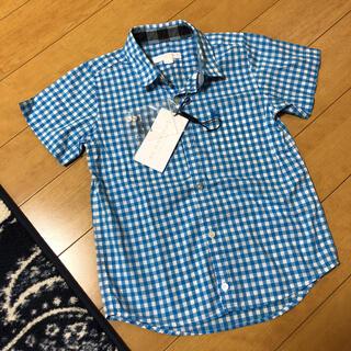 BURBERRY - BURBERRY CHILDREN  子供用シャツ116cm