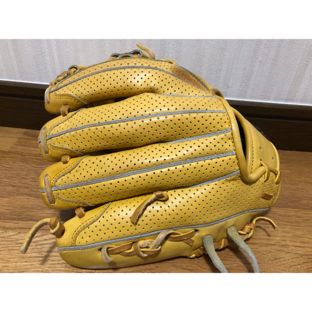 SSK(エスエスケイ)のSSK 硬式 内野グラブ  スポーツ/アウトドアの野球(グローブ)の商品写真