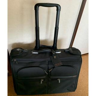 トゥミ(TUMI)のTUMI ガーメント キャリーバック 2輪(トラベルバッグ/スーツケース)