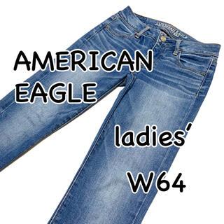 アメリカンイーグル(American Eagle)のAMERICAN EAGLE AEO ジェギング US0 SHORT ストレッチ(デニム/ジーンズ)