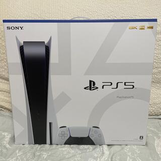 SONY - 【未使用新品】SONY PS5 本体 ディスクドライブ搭載