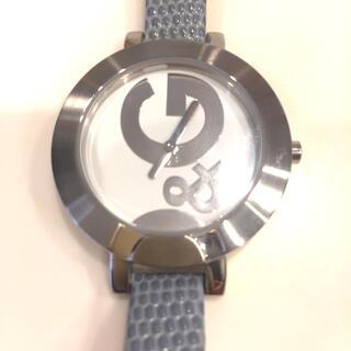 ドルチェアンドガッバーナ(DOLCE&GABBANA)のドルチェ&ガッバーナ腕時計レディース電池交換済み(腕時計)