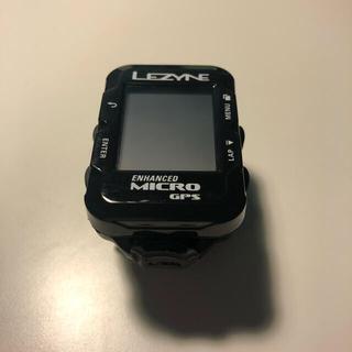 レザイン LEZYNE MICRO GPS サイクルコンピューター 本体のみ