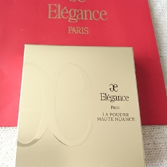 Elégance.(エレガンス)のElégance エレガンス ラ・プードル フェイスパウダー アルビオン 本体 コスメ/美容のベースメイク/化粧品(フェイスパウダー)の商品写真