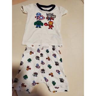 ベビーギャップ(babyGAP)のアベンジャーズ Tシャツ&ズボン(Tシャツ/カットソー)