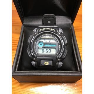 CASIO - CASIO G-SHOCK クォーツ腕時計 デジタル ラバー ブラック DW-9