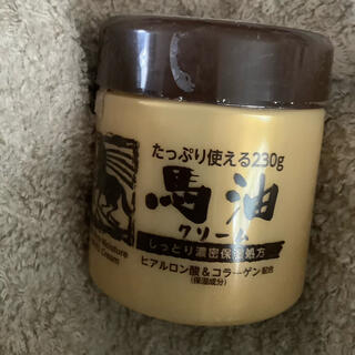 馬油 クリーム(乳液/ミルク)