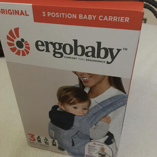 Ergobaby -  【新品】【エルゴベビー正規品】 オリジナル ベビーキャリア  抱っこひも