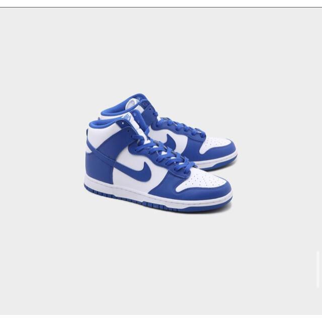 NIKE(ナイキ)のNIKE DUNK HIGH Game Royal ナイキ ダンク ハイ メンズの靴/シューズ(スニーカー)の商品写真