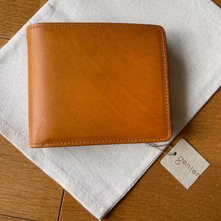 genten - ゲンテン genten アマーノ二つ折り財布