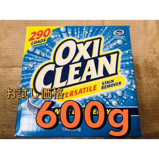 コストコ - コストコ オキシクリーン OXICLEAN 600g