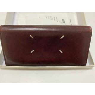マルタンマルジェラ(Maison Martin Margiela)のマルジェラ 長財布(長財布)
