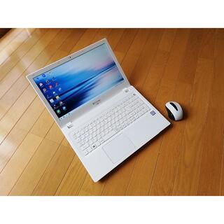 美品 Gateway 薄型ノートパソコン