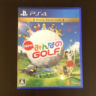 PlayStation4 - ps4  NEWみんなのGOLF