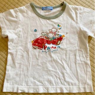 ファミリア(familiar)のファミリア Tシャツ 110(Tシャツ/カットソー)