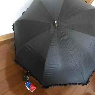 LANVIN en Bleu - 新品 ランバン傘 訳あり フリル 日傘 雨傘 兼用