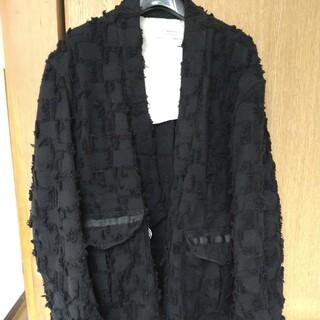 UNDERCOVER - azumaクラストジャガードジャケット