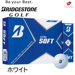 ブリヂストン(BRIDGESTONE)の新品 ブリヂストン エクストラソフト ゴルフボール 1ダース ホワイト(その他)