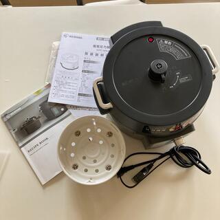 アイリスオーヤマ - アイリスオーヤマ 電気圧力鍋 美品