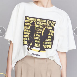 BEAUTY&YOUTH UNITED ARROWS - <GOOD ROCK SPEED>PULP FICTION プリントTシャツ