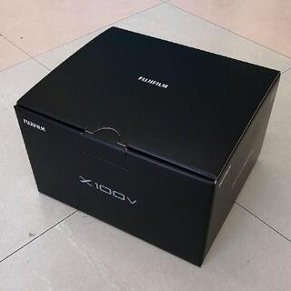 富士フイルム - 新品 未開封 FUJIFILM X100V ブラック