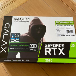 GALAKURO GeForce RTX2060 (玄人志向)