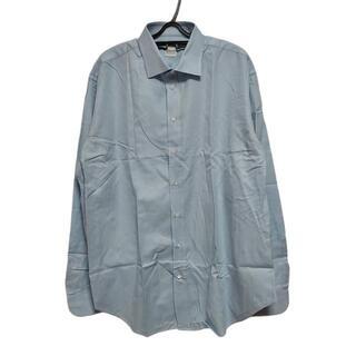 アルマーニ コレツィオーニ(ARMANI COLLEZIONI)のアルマーニコレッツォーニ 長袖シャツ 44 S(シャツ)