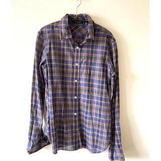 TOMORROWLAND - tomorrowland チェックシャツ