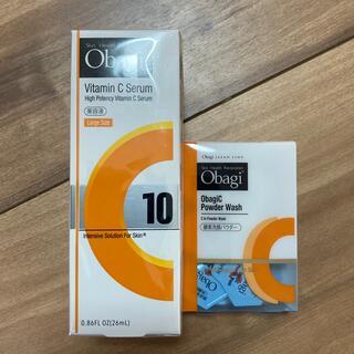 Obagi - リニューアル後☆オバジC10ラージサイズ・酵素洗顔パウダーセット