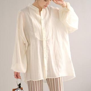TODAYFUL - 【新品タグ付き】【2020新作】シアーポプリンブザム切り替えBigシャツ