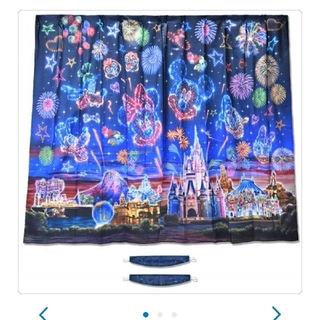 ディズニー(Disney)のディズニー 夜空シリーズカーテン(カーテン)