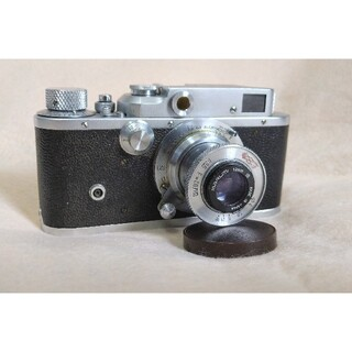 LEICA - 実用品 上海58-Ⅱ 上海50mm/3.5付 ライカ フィルムカメラ