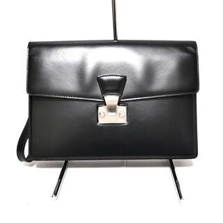カルティエ(Cartier)のカルティエ セカンドバッグ カボション(セカンドバッグ/クラッチバッグ)