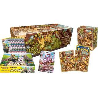ニンテンドウ(任天堂)のポケモンカードゲーム ソード&シールド 強化拡張パック イーブイズセット(Box/デッキ/パック)