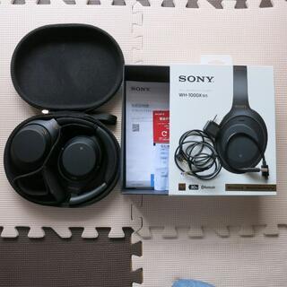 SONY - ソニー ワイヤレス ノイズキャンセリングヘッドフォンWH-1000X M3