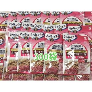 コバヤシセイヤク(小林製薬)の新品 小林製薬 ナットウキナーゼ 30日分 300袋(その他)